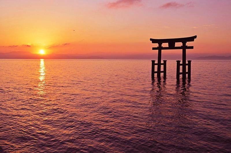 琵琶湖でオーベルジュ
